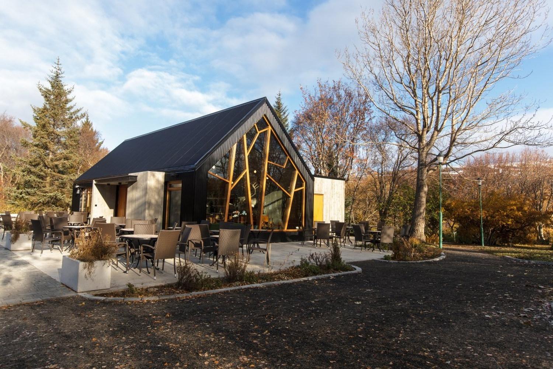 можно проекты домов кафе фото социального центра сапожке