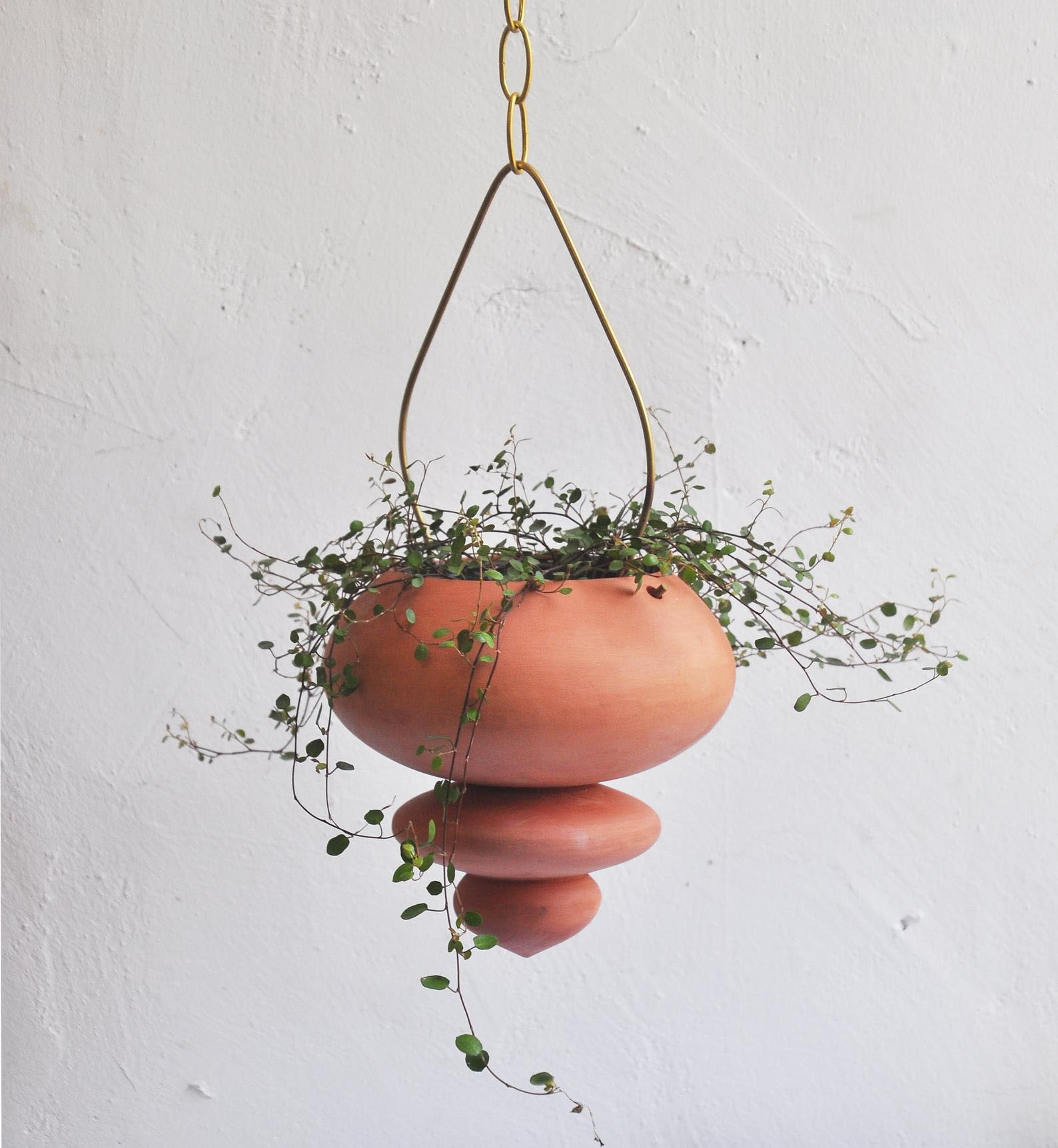 Gift Idea - Hanging Ceramic Planter