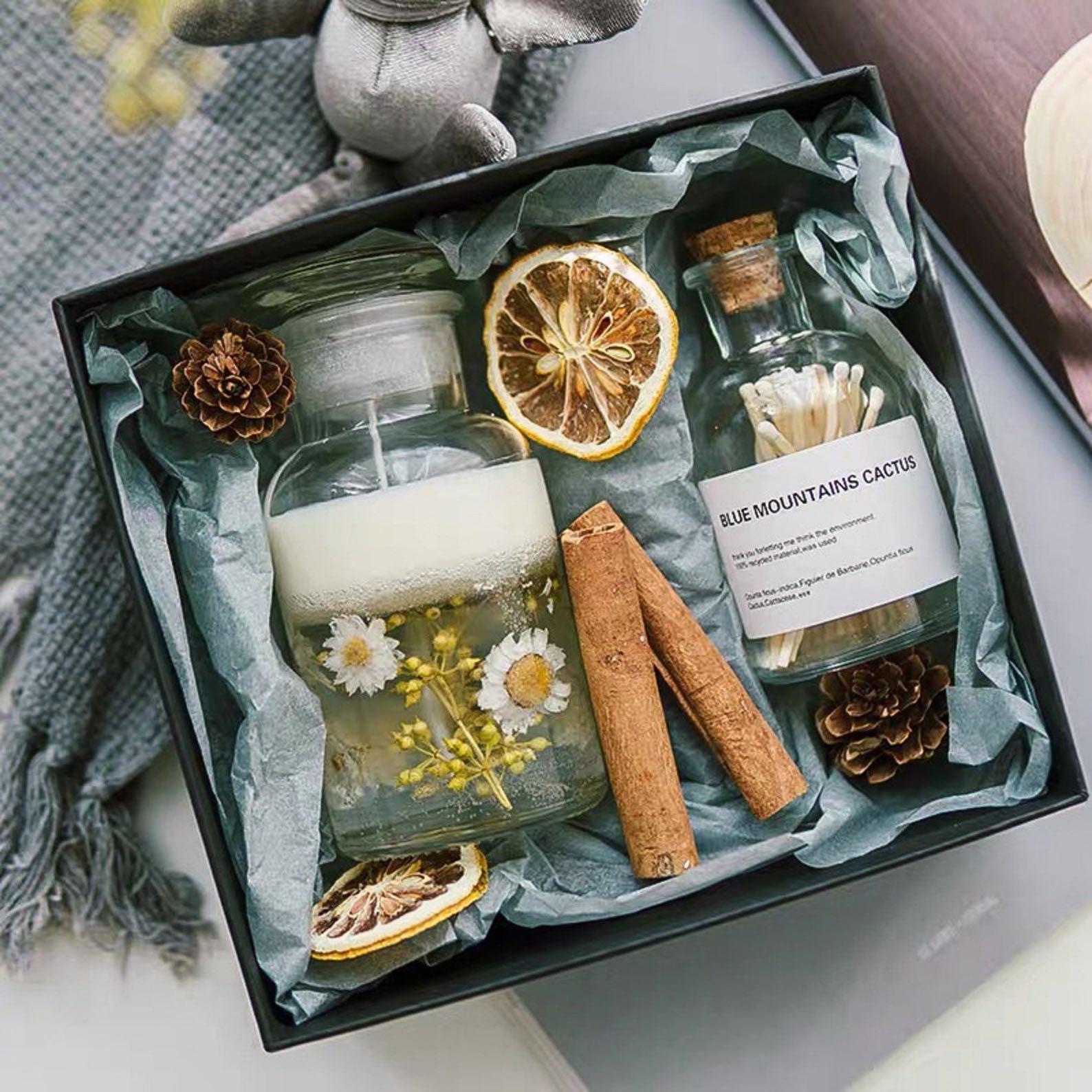Gift Idea - Aromatherapy Gift Box