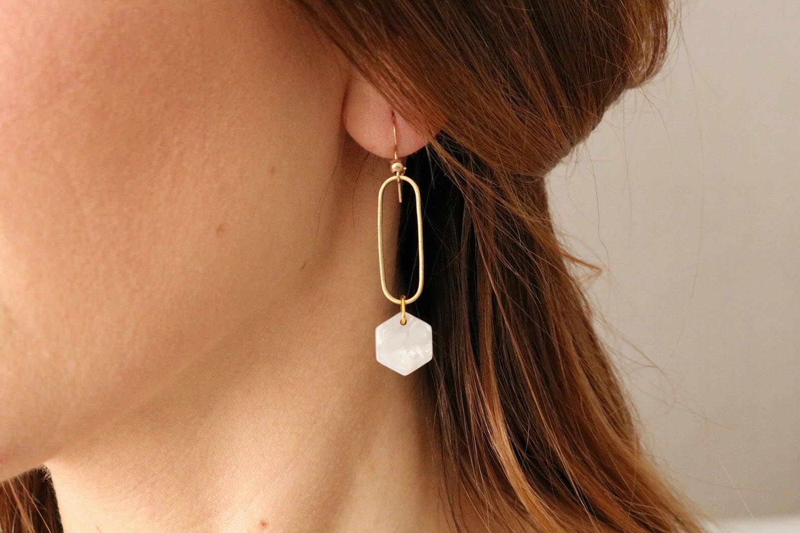 Gift Idea - Modern Earrings