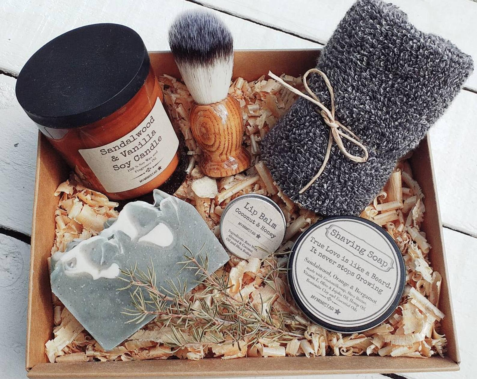 Gift Idea - Pamper Hamper for Men