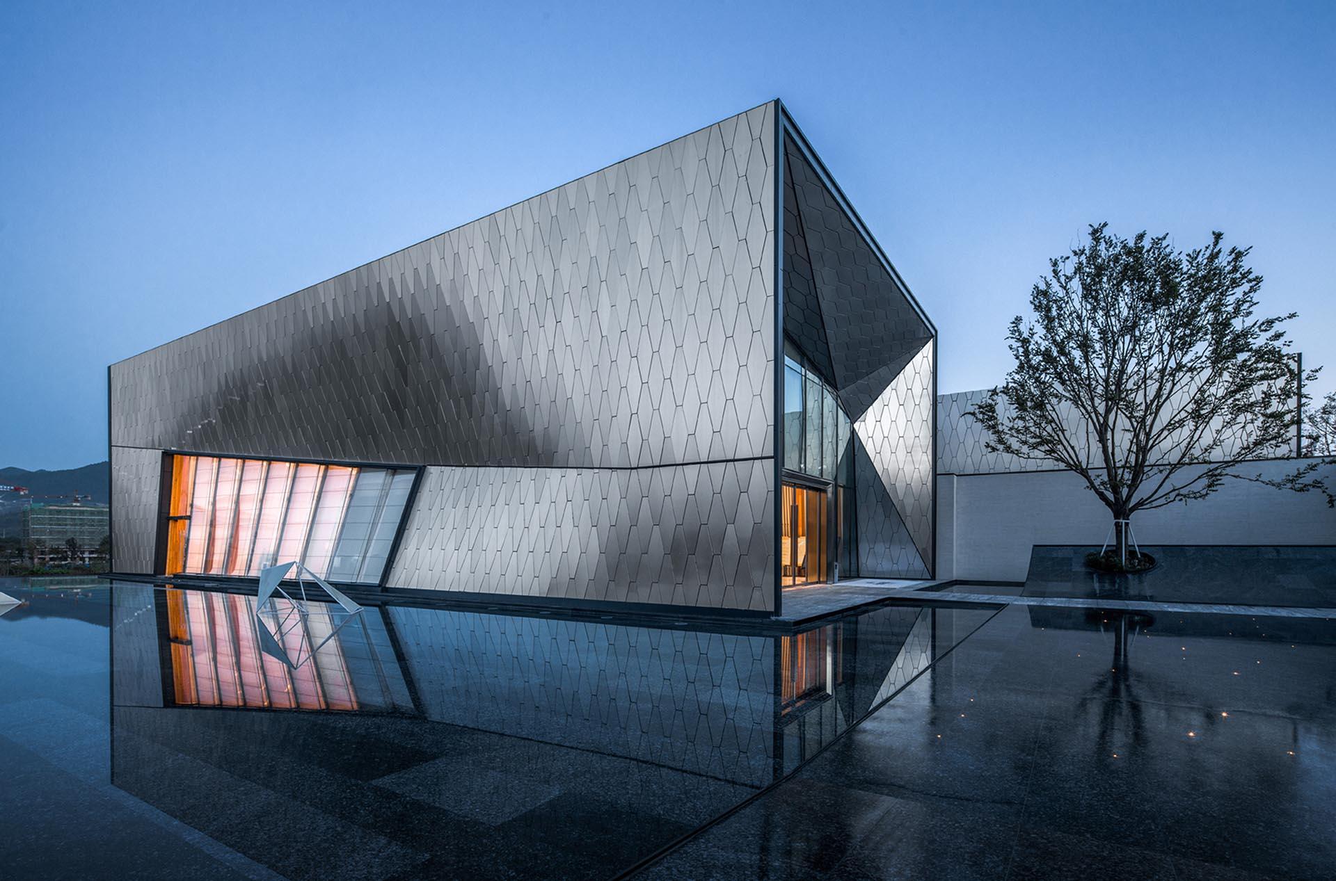Yuanlu Community Center by JIE LEE