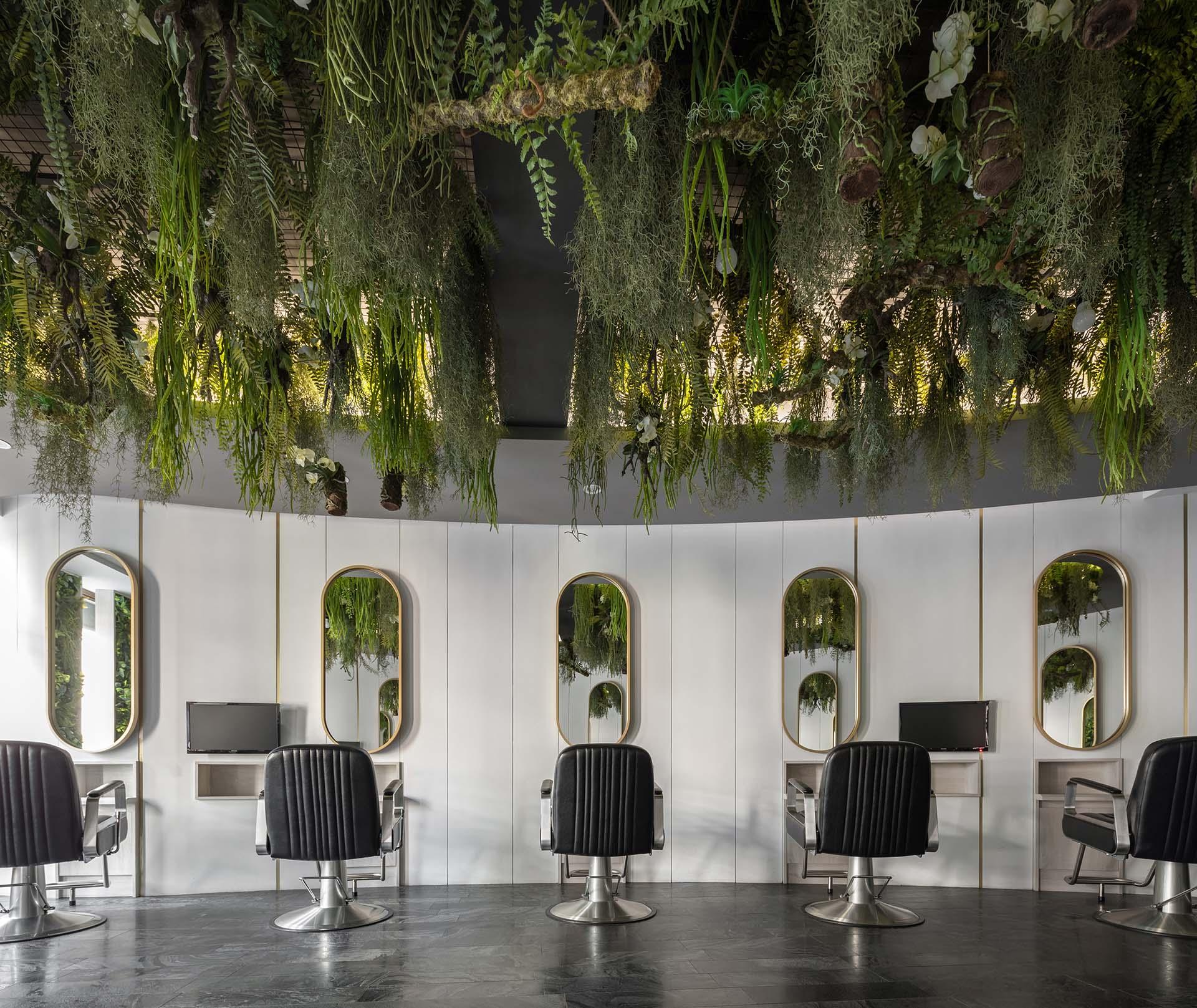 Vibrant Hair Salon by Jacksam Yang