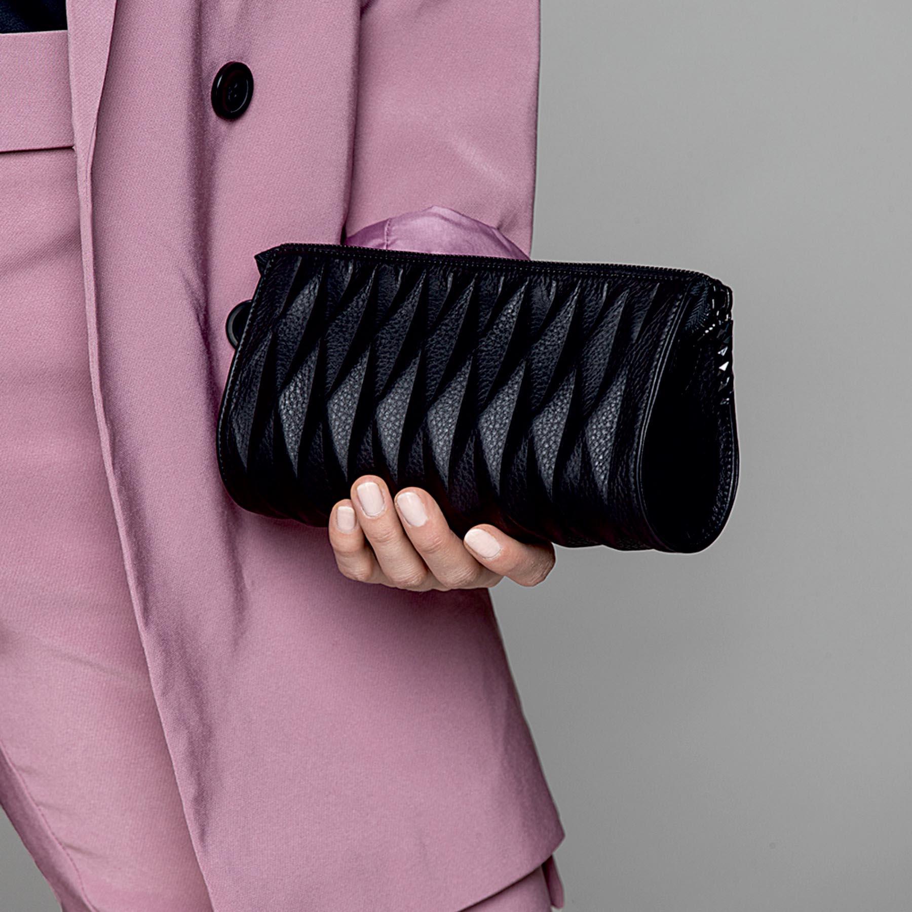 Tokyo Clutch Bag by Imme Vogel
