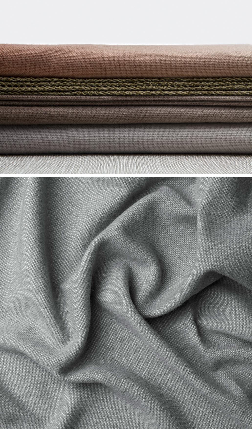 Modern blanket designs from Italian company Molteni&C.