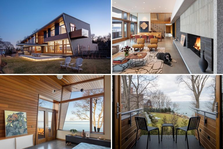 The Sands Point Residence by HMA2 Architects