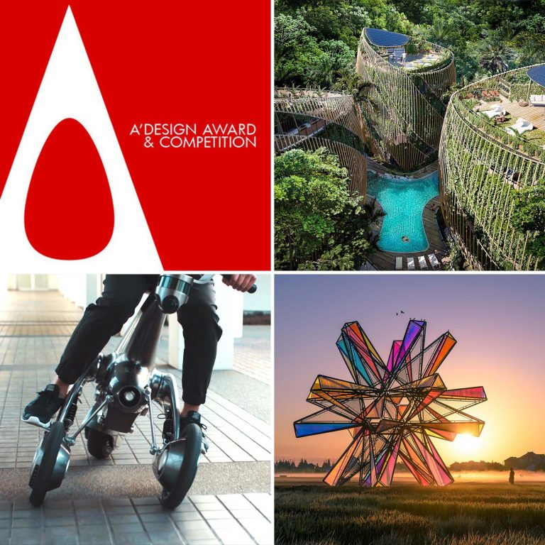 A? Design Awards And Competition ? The Winners