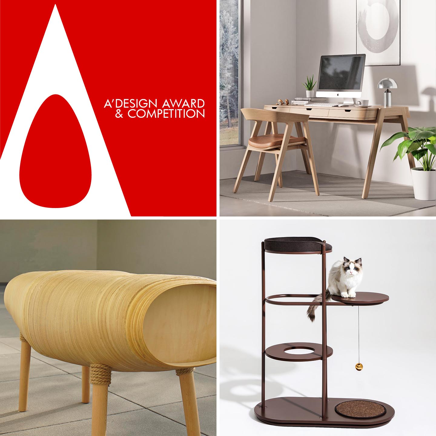 A Design Award and Competition - furniture designs.