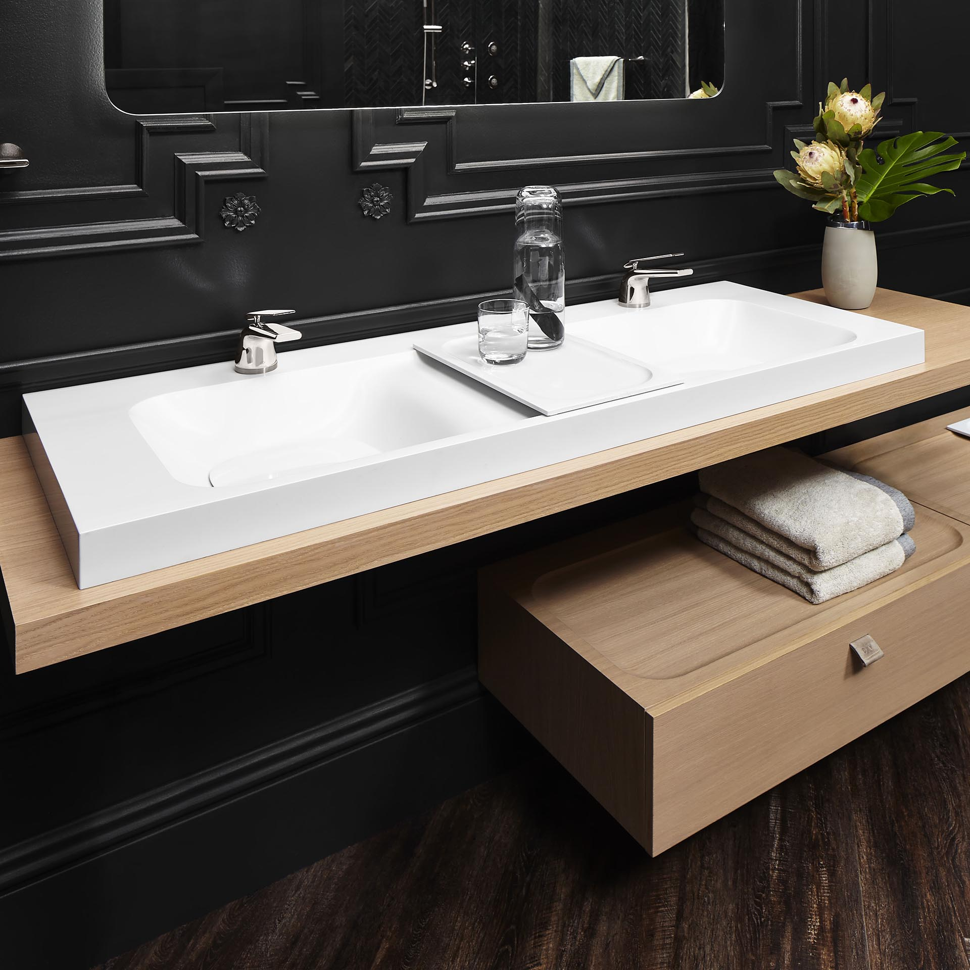 DXV Modulus Bathroom Collection by DXV.