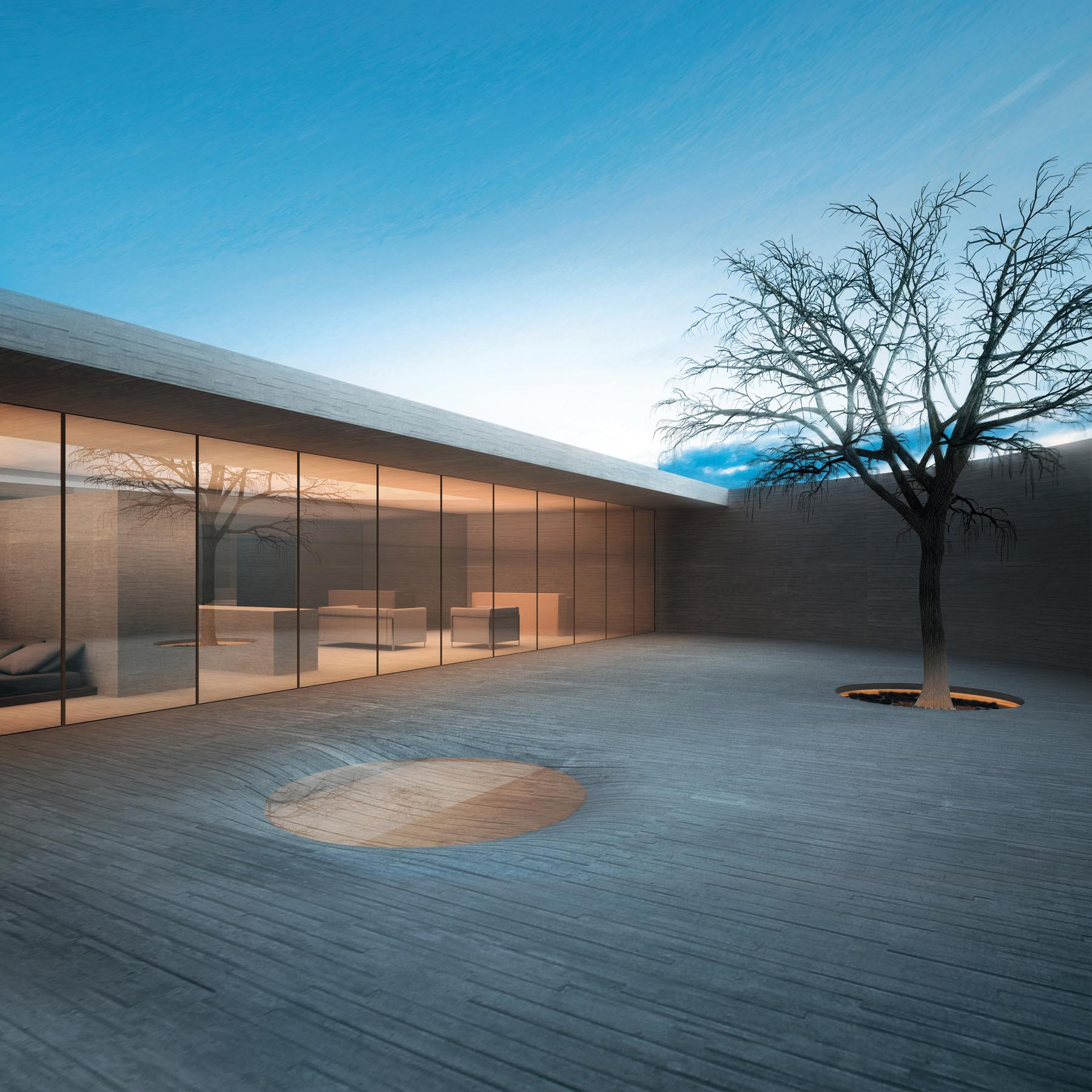 The Ring House & Atelier by MZ Architects.