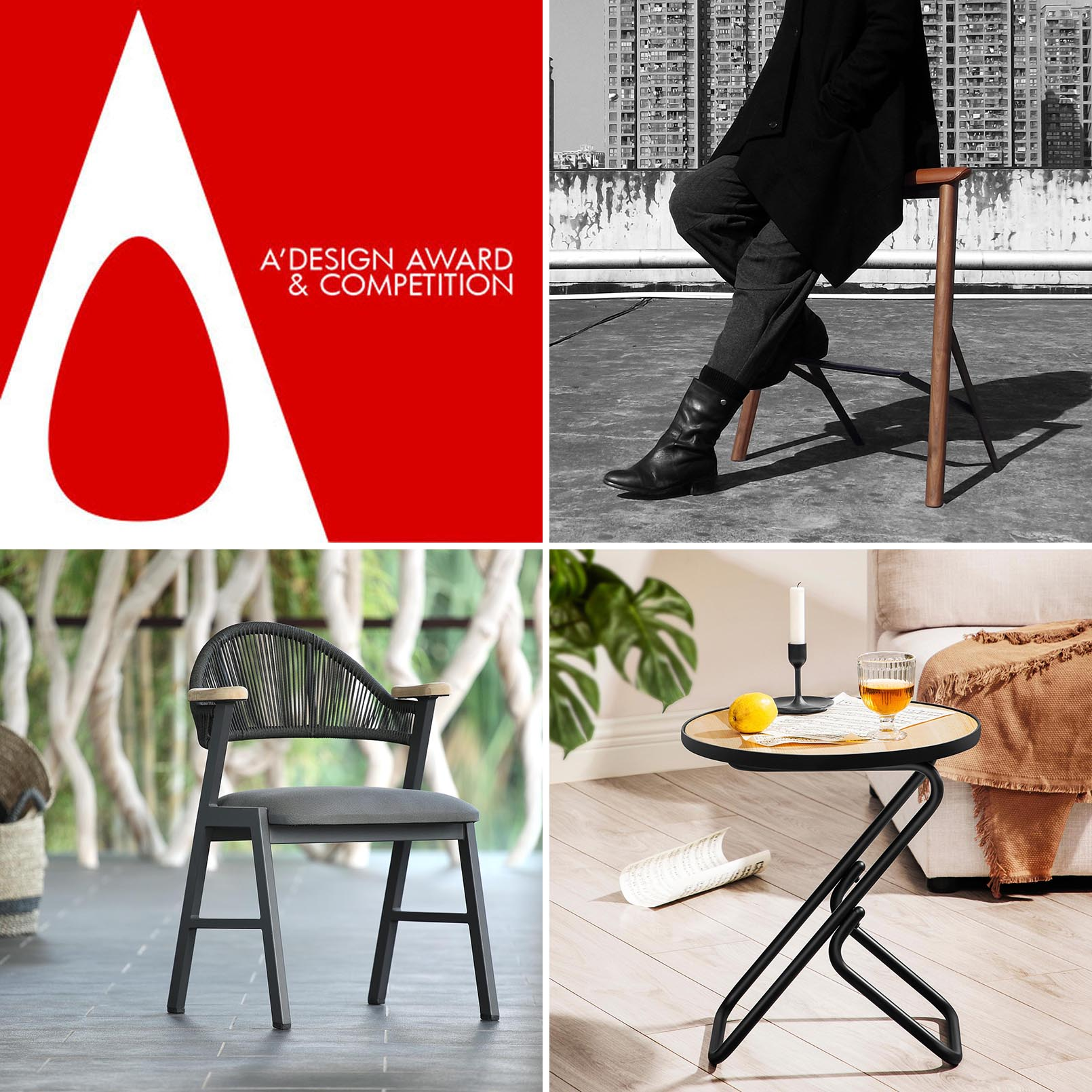 A' Design Award & Competition is the Worlds' leading design accolade reaching design enthusiasts around the world, and showcasing the 14,500 award winners from 104 different design disciplines.