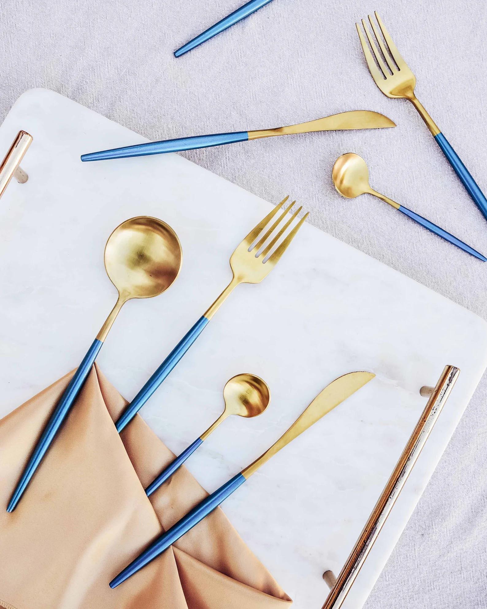 Modern Gift Ideas - Modern flatware.